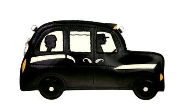 Black Cab Purse