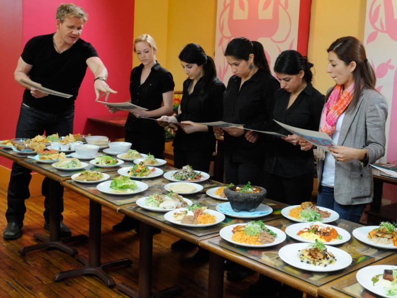 Zocalo Mexican Restaurant Kitchen Nightmares