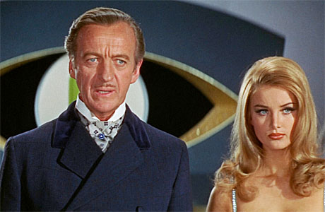 cast of casino royale with david niven