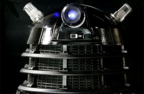 A Dalek. Is this you?