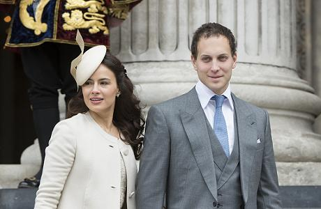The Queen's Diamond Jubilee, Service of Thanksgiving at St Pauls Cathedral, London, Britain – 05 Jun 2012