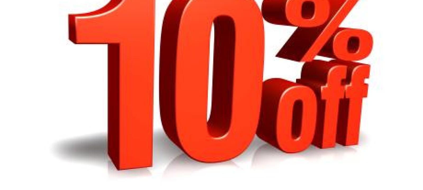 MTG, Ten Percent