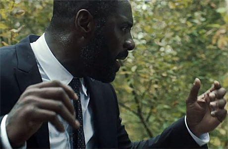 "Idris Elba in Mumford and Sons' ""Lover of the Light"" video"