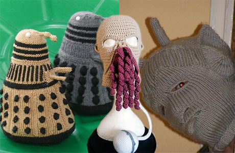 Doctor Who Knitting Circle