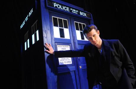 'Doctor Who' star Matt Smith (Photo: Ian West/PA)