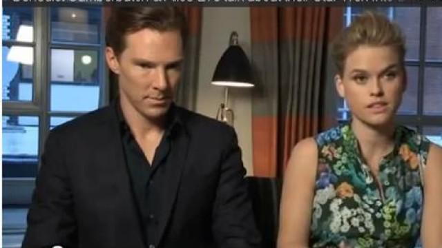 Benedict Cumberbatch, YouTube