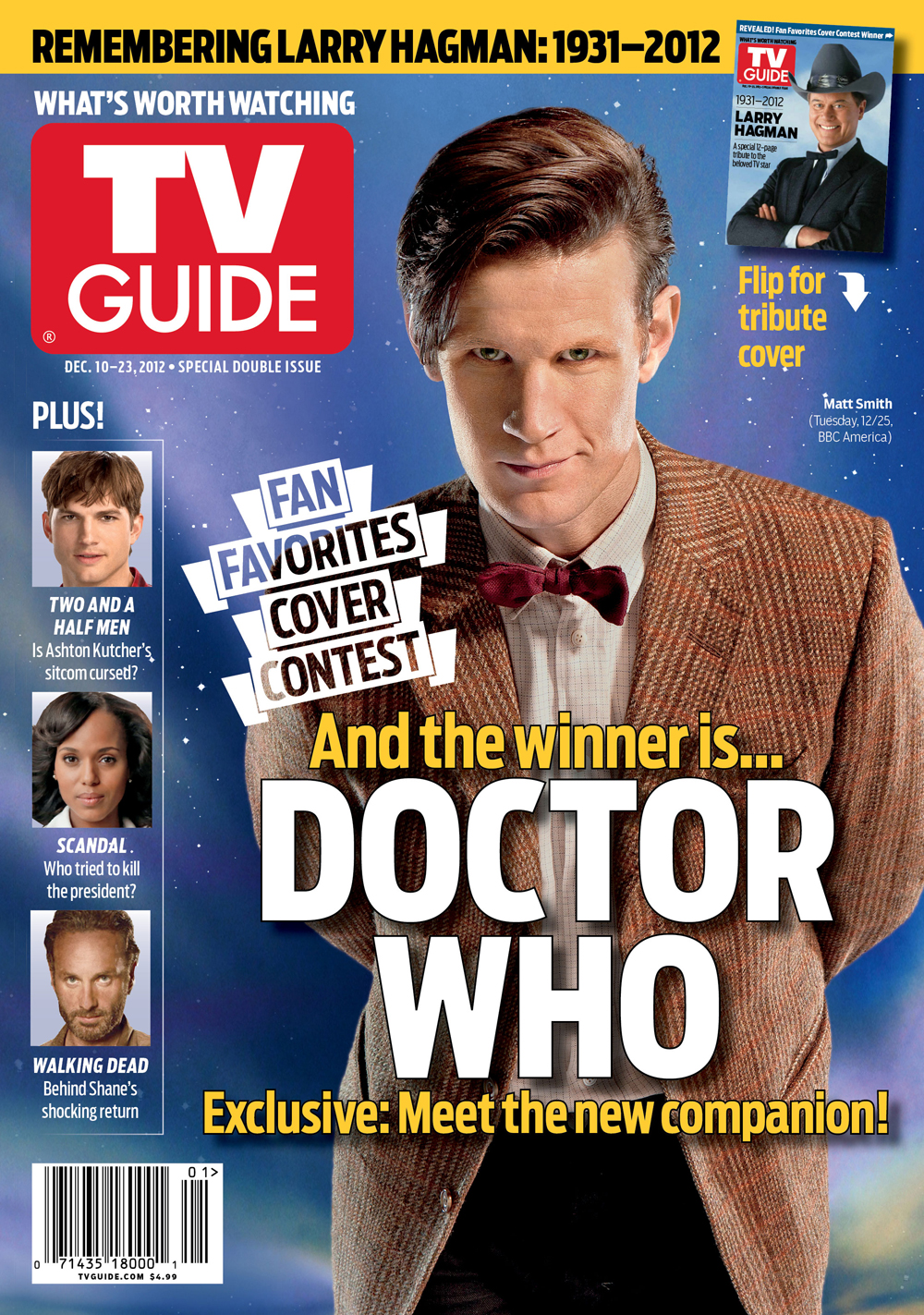 Why do tv and movie fans still subscribe to tv guide magazine.