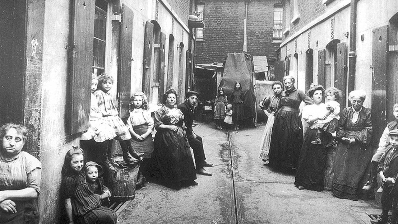Whitechapel   Ripper Street   BBC America
