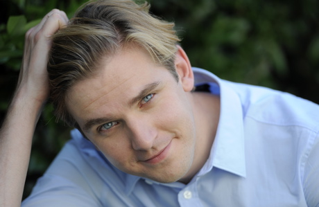 Dan Stevens in a July 2011 portrait taken in Beverly Hill. (Chris Pizzello/AP Images)