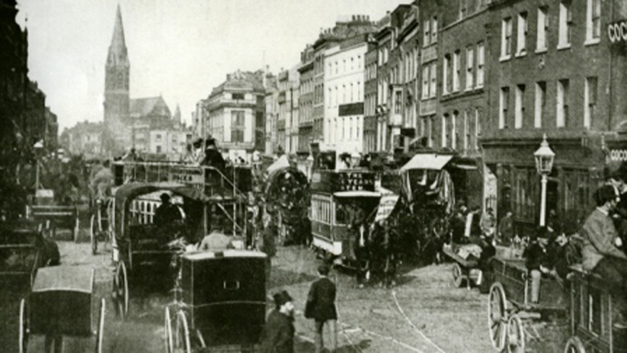 Whitechapel | Ripper Street | BBC America