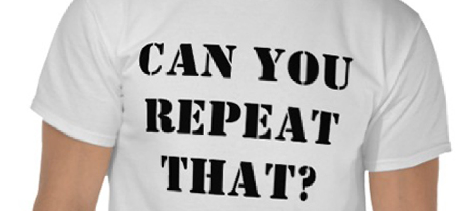 Can You Repeat That?, 460×300