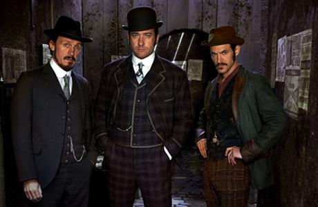 Dapper Tv Looks Of Victorian England Anglophenia Bbc