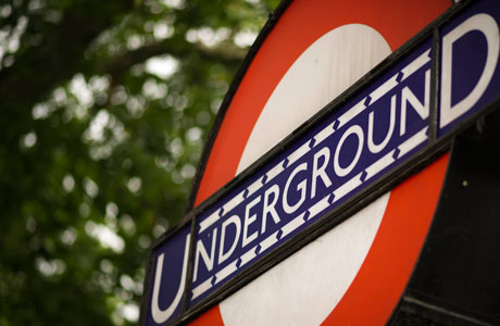 The London Underground (AP images)