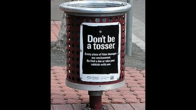 Don't Be a Tosser, FINAL