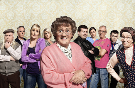 Mrs. Brown's Boys, 460×300