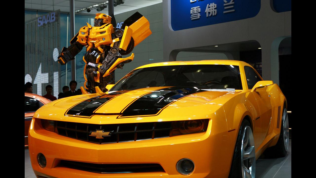 Pop Culture S Coolest Cars Bbc America