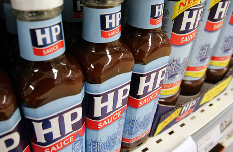 Is your fridge properly stocked with brown sauce? (Photo: AP/Sang Tan)