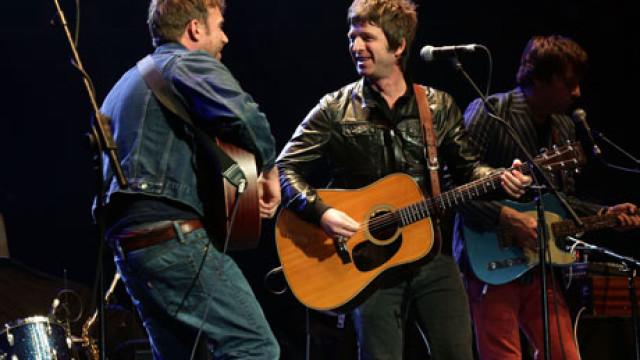 Gallagher and Albarn