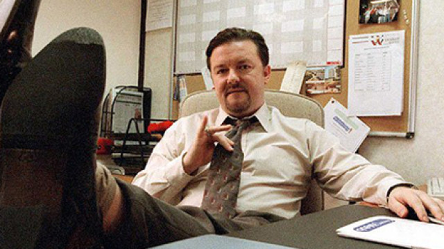 Ricky Gervais, David Brent