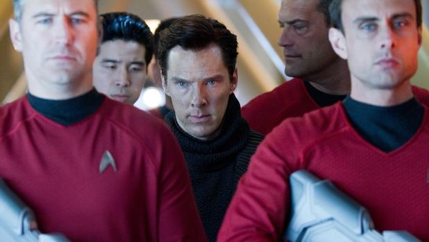 Star Trek, Benedict, Arrested