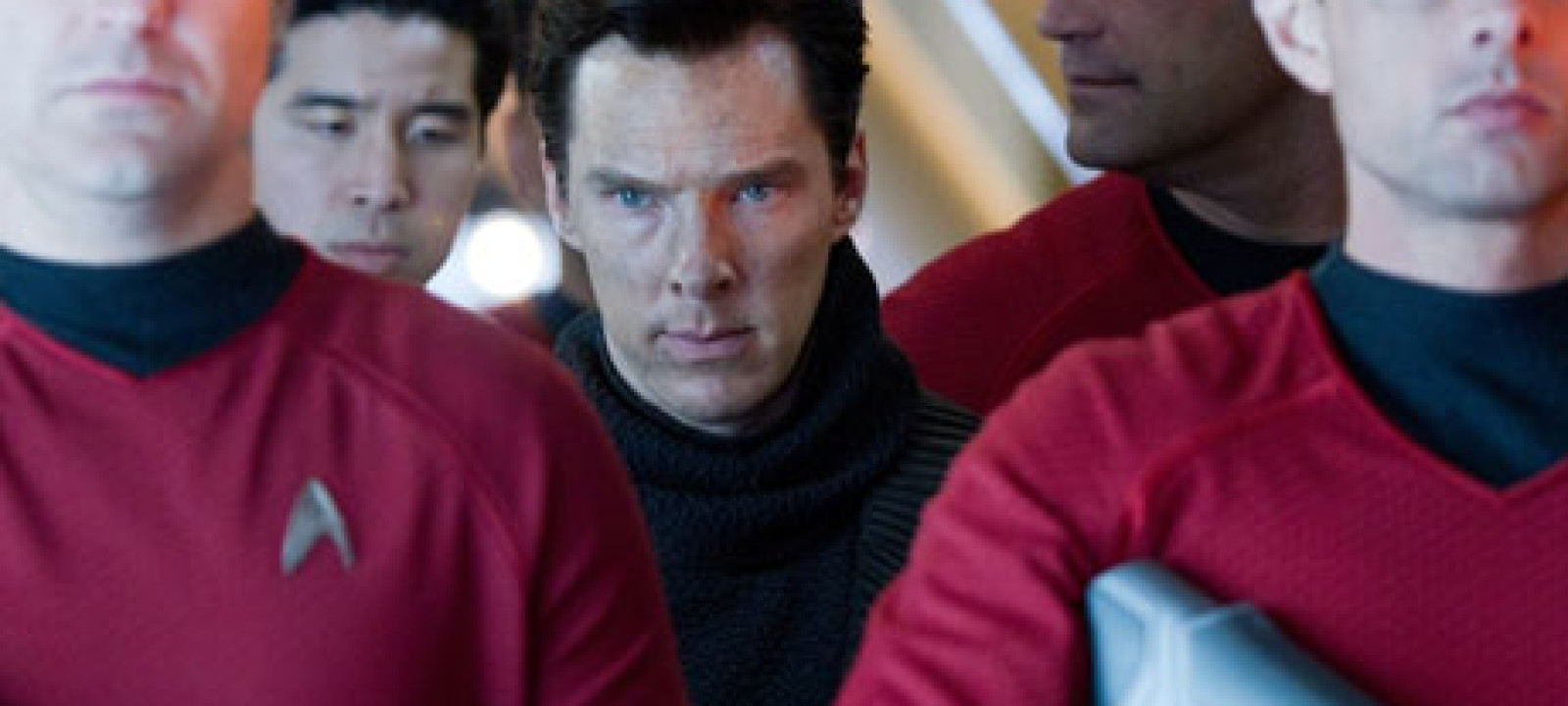 Star Trek, Benedict, Arrested