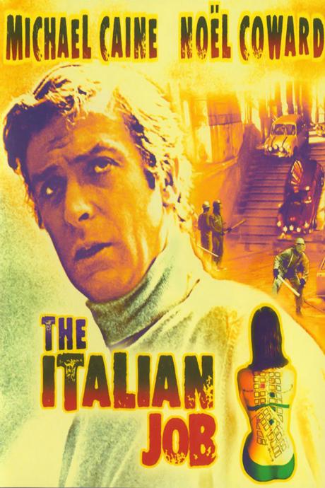The Italian Job, Final