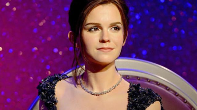 Emma Watson waxwork