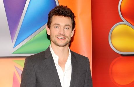 Actor Hugh Dancy last May in New York City. (Evan Agostini/AP Images)
