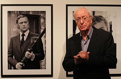 Sir Michael Caine (Press Association via AP Images)