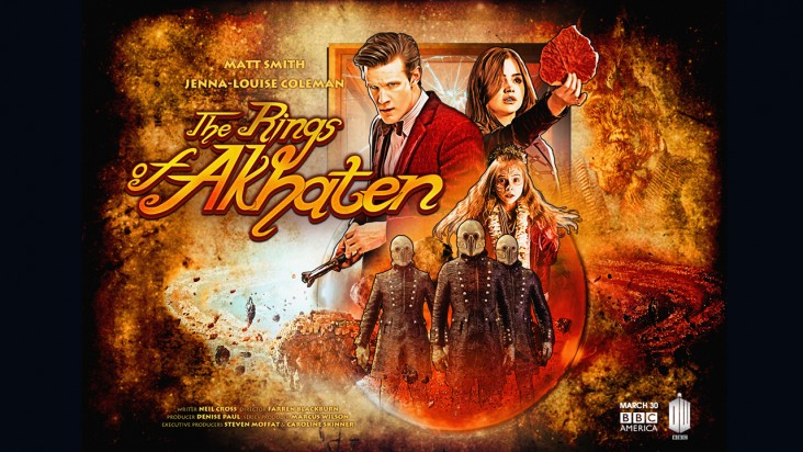Doctor Who: Rings of Ahkaten