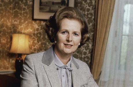 Margaret Thatcher (Photo: AP)