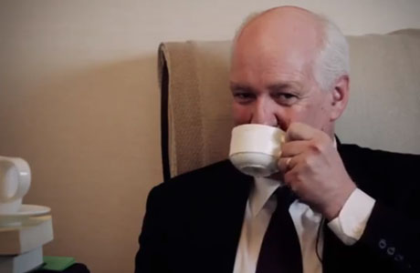 Colin Mochrie as Julian Fellowes