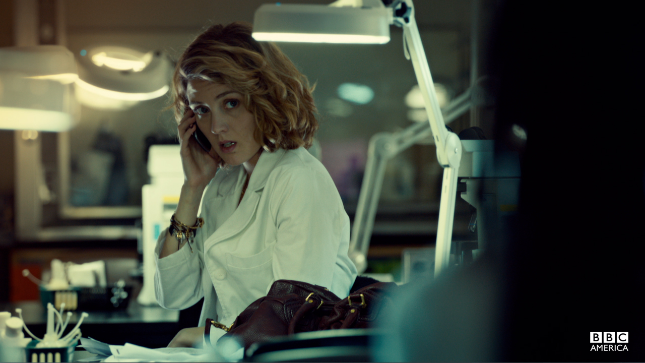 Can Delphine be trusted?