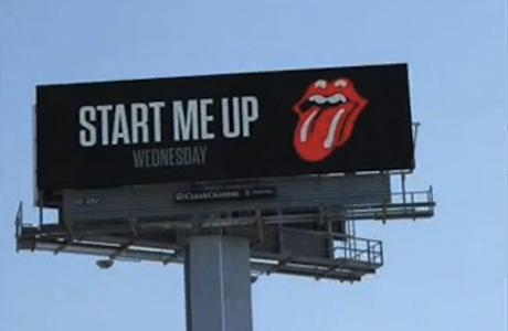 Drivers spotted this billboard in San Francisco during their commute. (SF Weekly)