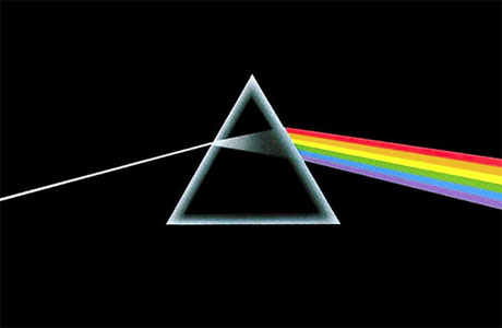 """Dark Side of the Moon"" by Pink Floyd"