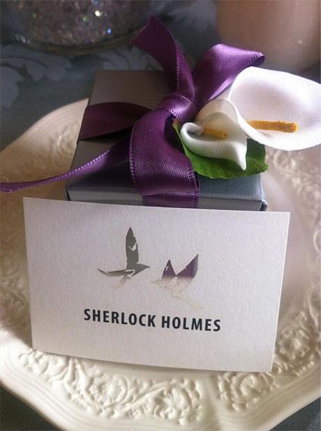 Sherlock invite
