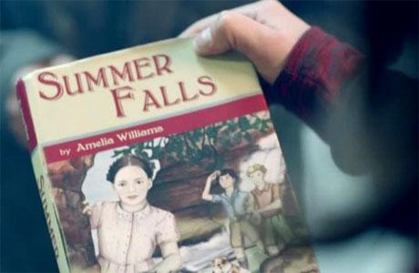 Summer Falls by Amelia Williams