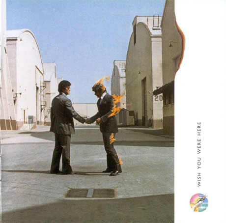 "Pink Floyd - ""Wish You Were Here"""