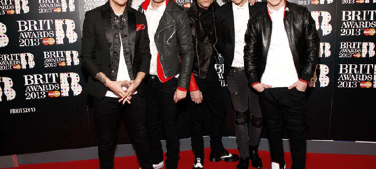 Niall Horan, Louis Tomlinson, Liam Payne, Zayn Malik, Harry Styles