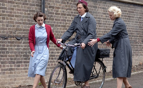 Season two of Call the Midwife comes an end. (PBS)