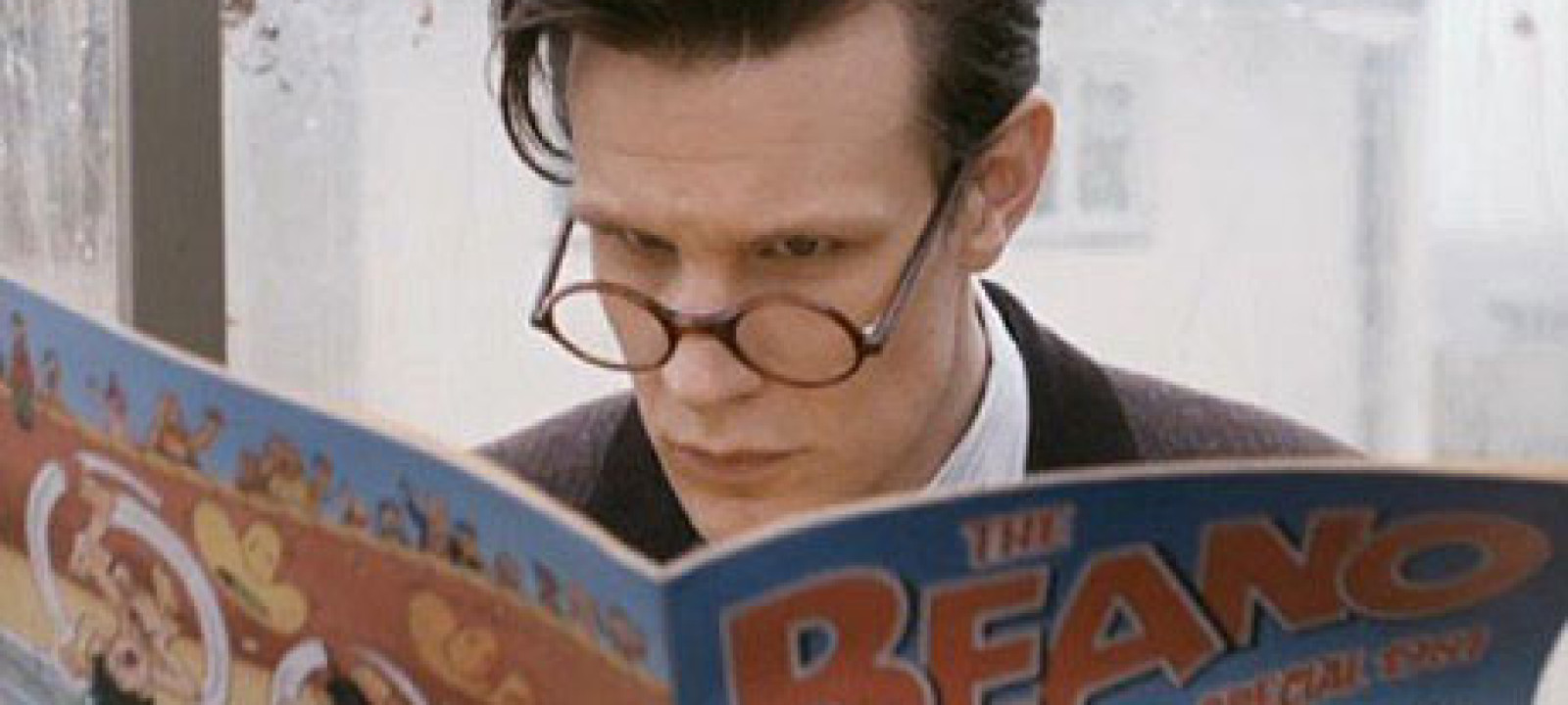 Doctor Who Beano