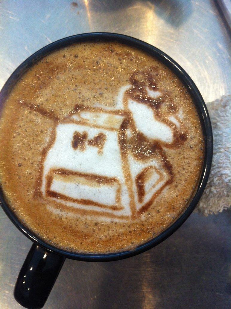 K9 latte