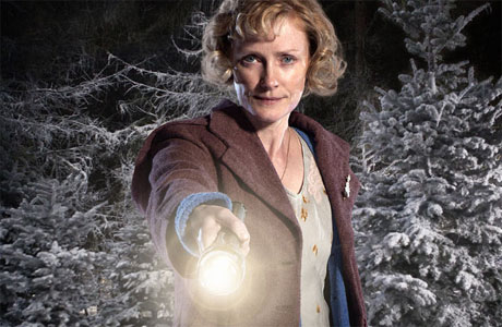 Madge Arwell (played by Claire Skinner)
