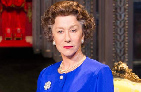 Dame Helen Mirren as HM the Queen in  'The Audience'