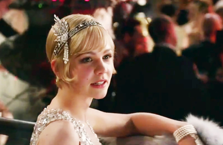 The very British Carey Mulligan played the very American Daisy Buchanan in this year's blockbuster adaptation of F. Scott Fitzgerald's 'The Great Gatsby.' (Photo: Warner Bros.)