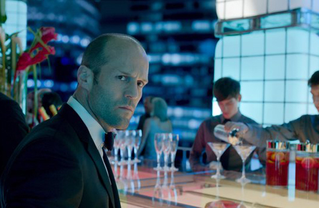 Jason Statham in 'Redemption' (Photo: Lionsgate)