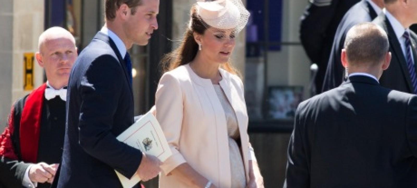 Prince William & The Duchess of Cambridge