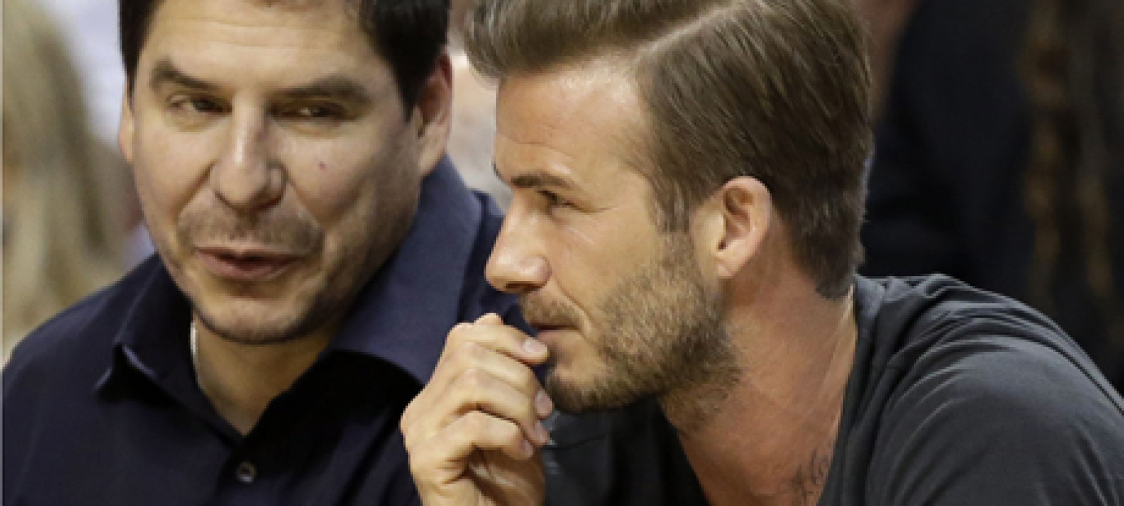 David Beckham, Marcelo Claure