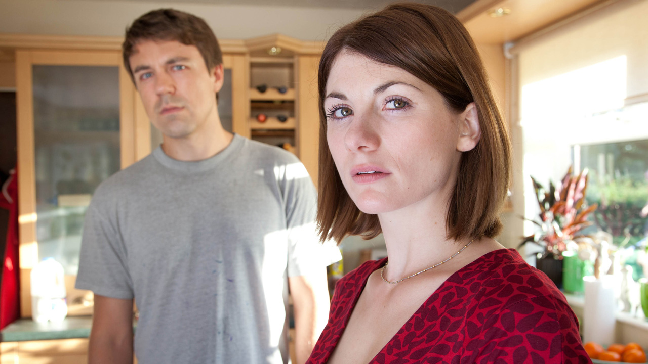 Beth and Mark Latimer find it difficult to cope with not only their son's murder, but everyday life in Broadchurch.