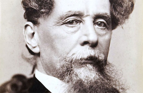 Charles Dickens, who wore his hair like that after one too many Timber Doodles.